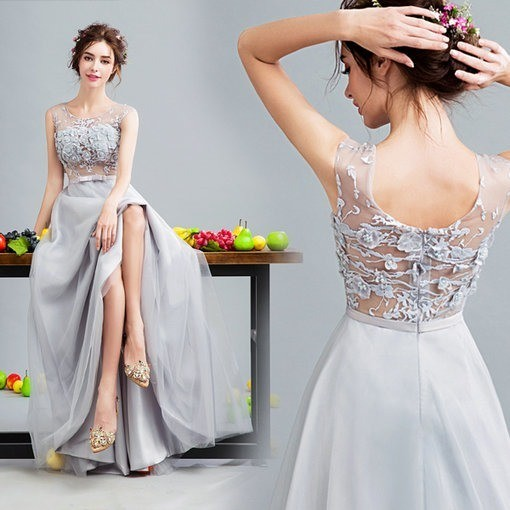 9b3ad239ba536 A-line Prom Dress Maternity Evening Gown