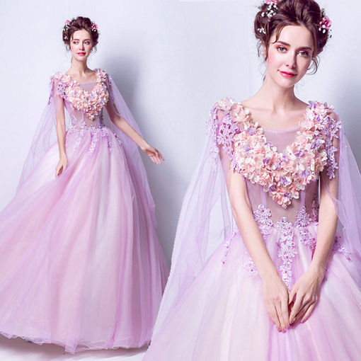 e986d4b25d1 Lavender Quinceanera Dress - Cheap Prom Dress
