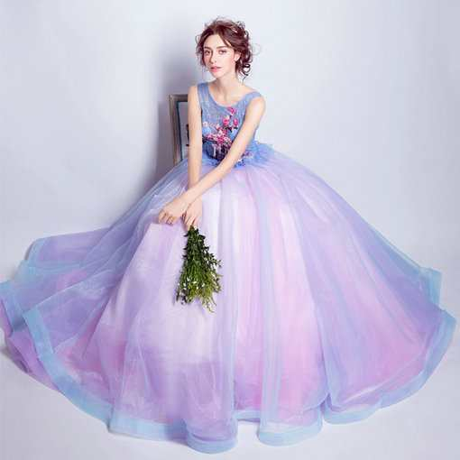 e69d3e37a40 Quinceanera Dress Purple for sale - Cheap Prom Dress