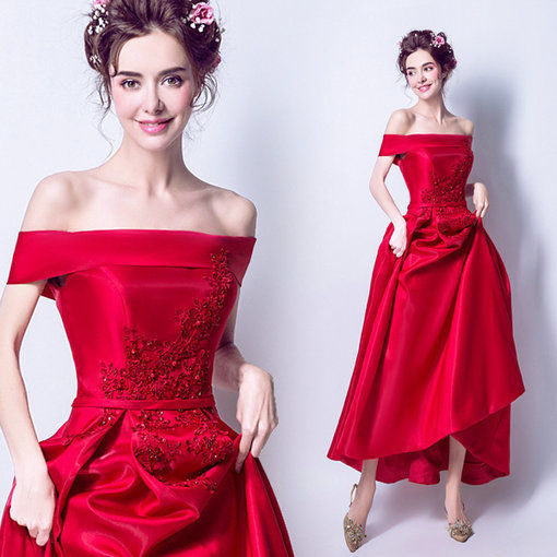 red evening gown-89-01