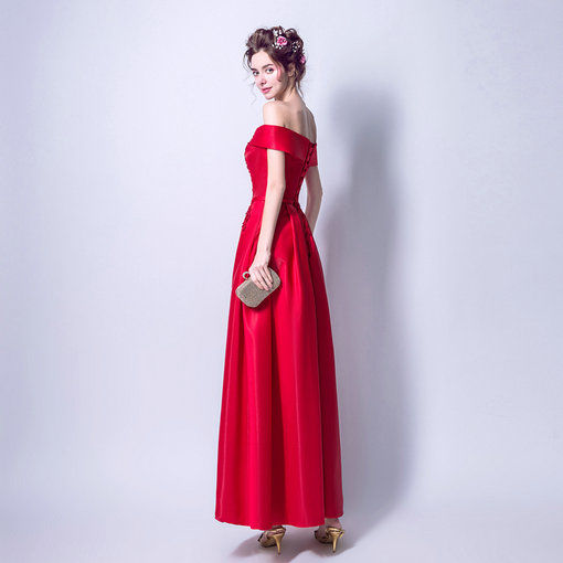 red evening gown-89-05