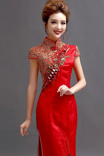 red qipao evening dresses-074-06