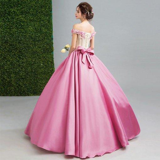wedding dress ball gown-104-03