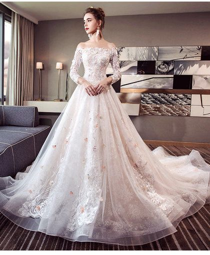 wedding dress for sale-390-07
