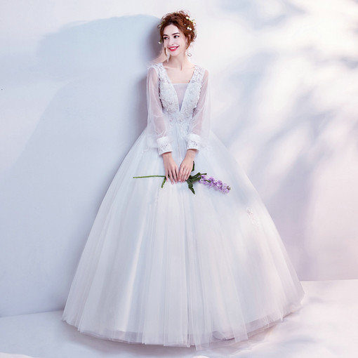 wedding gowns with sleeves-0540-02