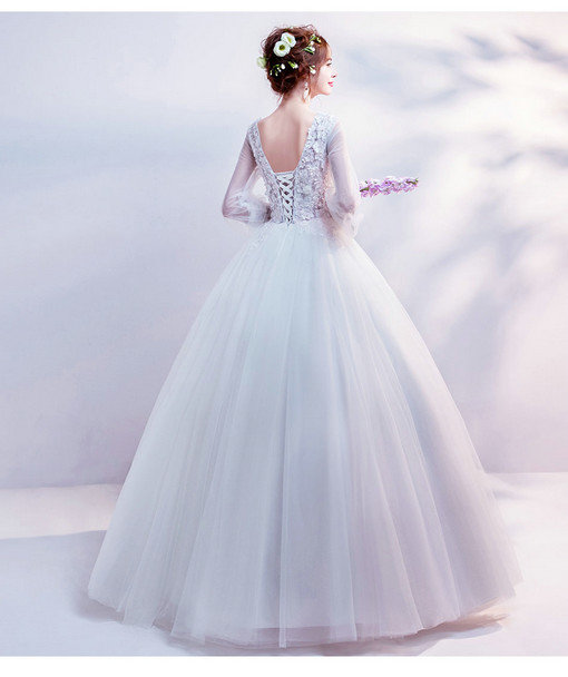 wedding gowns with sleeves-0540-06