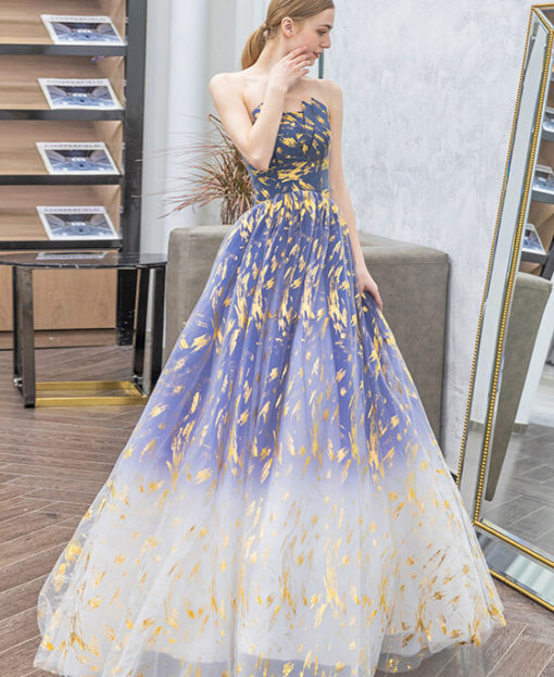 blue and gold prom dress 978-02